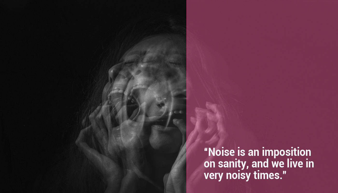 Noise pollution - effects on health and wellbeing